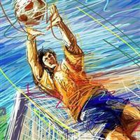 Sport - Paintings