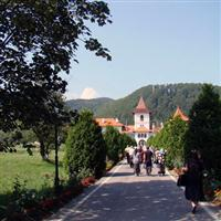 Manastirea Brancoveanu 1