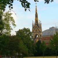 Anglia London Albert memorial 1