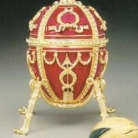 Histoire des oeufs Faberge