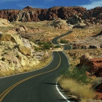 Valley Of Fire State Park USA