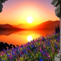 MORNING HAS BROKEN(S-a crǎpat de ziuǎ)