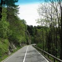 in Tirolul austriac 13 spre Kaprun 2