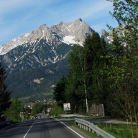 in Tirolul austriac 18 intoarcerea la Niederndorf