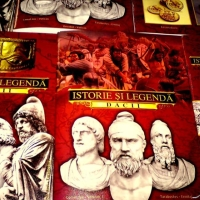 Istorie și legendă-DACII.