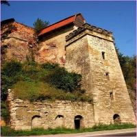 Cetatea Turnu Rosu, Jud. Sibiu.