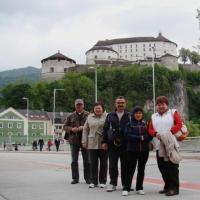 in Tirolul austriac 28 la plimbare prin Kufstein - 1