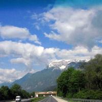 in Tirolul austriac 31 plecam la castele in Bavaria 1