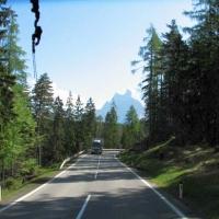 in Tirolul austriac 32 plecam la castele in Bavaria 2