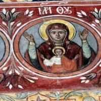 Maica Domnului Rugatoare pe valea Trotusului