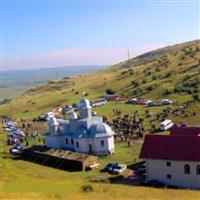 Manastirea Schimbarea La Fata - Cheile Turzii. Jud. Cluj.