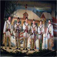 Romania,celebrations and traditions in winter