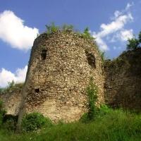 Cetatea Liteni, Jud. Cluj.