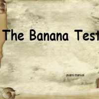 Testul bananei