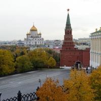 Kremlinul- necunoscut
