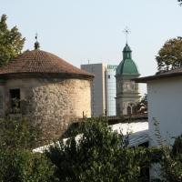 Manastirea Golia 2005