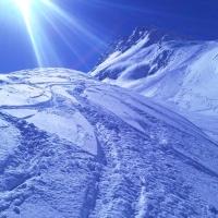 Freeriden-Ski plus
