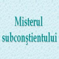 Misterul subconstientului - corectat