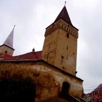 Biserica Fortificata Mosna, Jud. Sibiu.