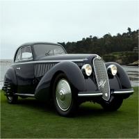 Automobiles d-avant guerre