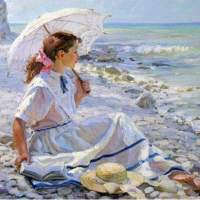 Alexander Averin Russian-Painter