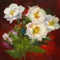 Painting Gary Jenking