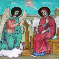 Manastirea Moisei - Maramures 2012 - pictura