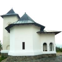 Manastirea Sf Ioan Botezatorul Antonesti. Jud. Arges.