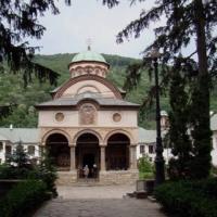Manastirea Cozia - Judecata de apoi