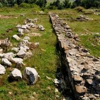 Castrul Roman Germisala, Jud. Hunedoara.