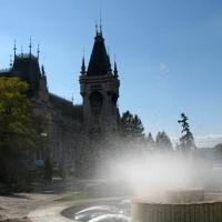 Iasi - Palatul Culturii