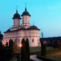 Manastirea Cetatuia - Iasi 3