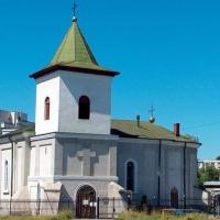 Biserica Inaltarea Sfintei Cruci - Iasi