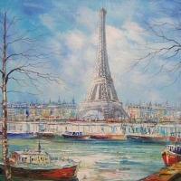 Sub cerul Parisului