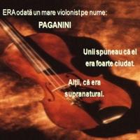 Paganini si o pilda pe masura