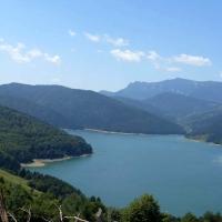 Romania-Bicaz-barajul