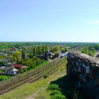 Cetatea Dinogetia, Jud. Tulcea.