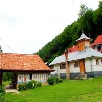 Manastirea Turnu Rosu. Jud. Sibiu.