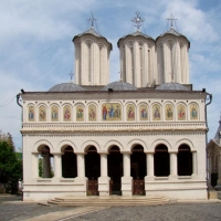 Patriarhia Romana - interiorul Catedralei