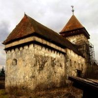 Biserica Fortificata Drauseni, Jud. Brasov.