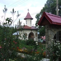 Sfanta Manastire Crasna