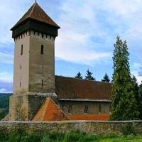 Biserica Fortificata Malancrav, Jud. Sibiu.