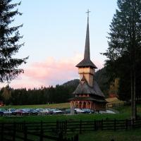 Manastirea Sf. Ion Botezatorul - Poiana Brasov, Jud. Brasov.