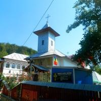 Manastirea Lacul Frumos, Jud. Valcea.