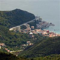 Adriatic Tur 007 prin Cetinje spre Budva