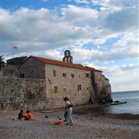 Adriatic Tur 008 Budva - orasul vechi A