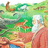 Capitolul 7 din Facerea – Biblie
