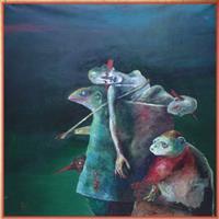Lumea fantastica a picturilor lui Stefan Caltia