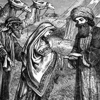 Capitolul 24 Partea III-a din Facerea – Biblie