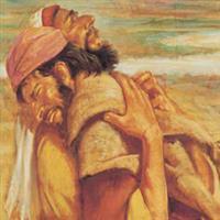 Capitolul 33 Partea II-a din Facerea – Biblie